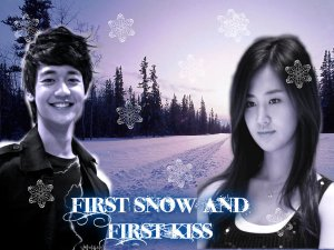 First Snow and First Kiss Cover